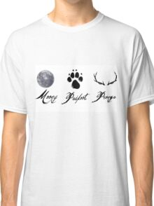 Moony, Padfoot and Prongs Classic T-Shirt