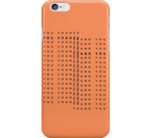 Thank You Chance! | The Life of Pablo | Kanye West iPhone Case/Skin