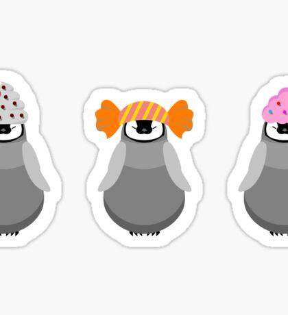 Sweetie Penguins Sticker