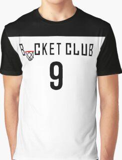 Bucket Club #9 Graphic T-Shirt