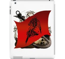The Vision Of Piracy iPad Case/Skin