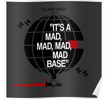 Mad, Mad, Mad, Mad Base Poster