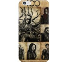 We Are Grounders 1 iPhone Case/Skin