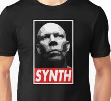 VINCE CLARKE, SYNTH - OBEY Inspired Design Unisex T-Shirt