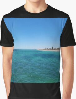 South Australian Ocean Graphic T-Shirt