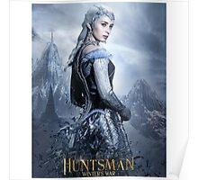 The Huntsman Winter's War Ice Queen Poster