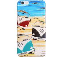 VW Kombi Van Summerluvn Friends iPhone Case/Skin
