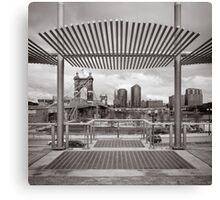 View from Cincinnati Canvas Print