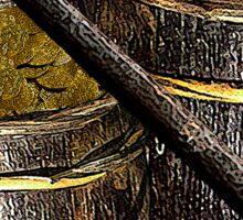 Barrels Of Gold Dubloons Sticker