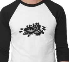 Rafting Men's Baseball ¾ T-Shirt