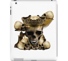 Weighing Costs Of Piracy iPad Case/Skin