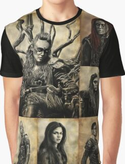 We Are Grounders 1 Graphic T-Shirt