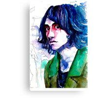 Alex Turner  Canvas Print