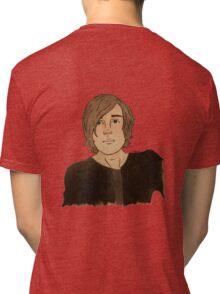 plain kq! Tri-blend T-Shirt