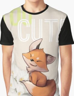 Too Cute Graphic T-Shirt