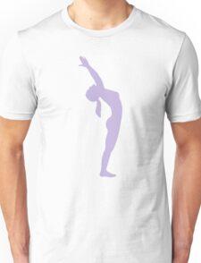 Yoga pose Unisex T-Shirt