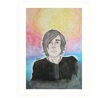 sunset kellin Art Print