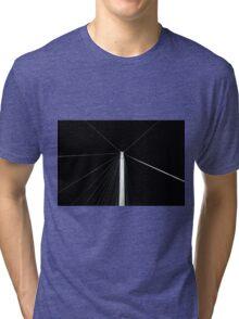 Bridge #17 Tri-blend T-Shirt