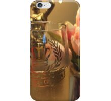 Champagne is always the answer iPhone Case/Skin