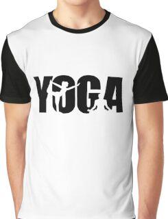 Yoga Graphic T-Shirt