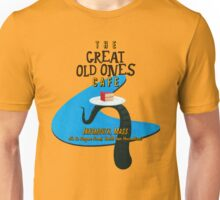 Great Old Ones Cafe (Redesign) Unisex T-Shirt