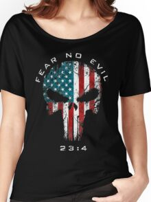American Punisher - Fear No Evil Women's Relaxed Fit T-Shirt
