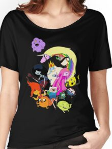 Adventure Time Character RC Women's Relaxed Fit T-Shirt