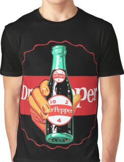 DR.PEPPER 5 Graphic T-Shirt