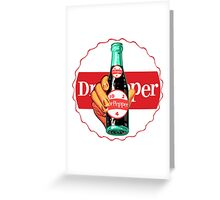 DR.PEPPER 5 Greeting Card