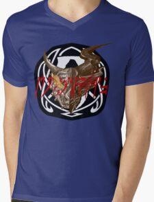 DOVAHKIIN Mens V-Neck T-Shirt