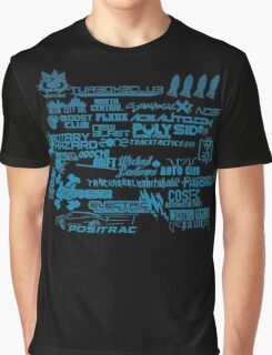 Race Teams Graphic T-Shirt