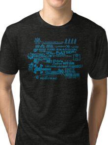 Race Teams Tri-blend T-Shirt