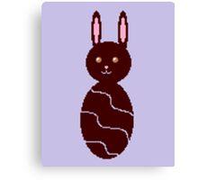Bunny Egg Canvas Print
