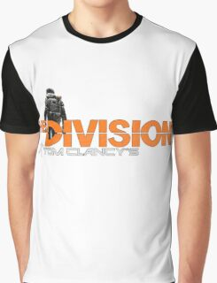 Tom Clancy's The Division Rugged (w/ Character) Graphic T-Shirt