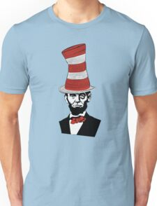 Lincoln's Favorite Hat  Unisex T-Shirt