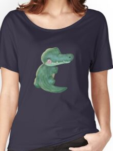 Wee Croco Women's Relaxed Fit T-Shirt