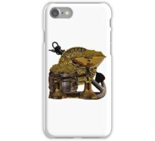 The Weight Of Gold iPhone Case/Skin