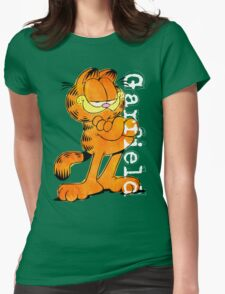 Garfield Womens Fitted T-Shirt