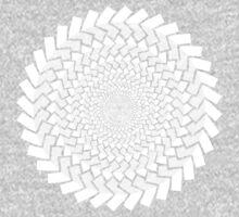 Spirally Arrows! One Piece - Long Sleeve
