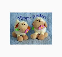 Happy Easter Lambs Unisex T-Shirt