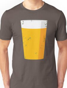 GLASS OF BEER Unisex T-Shirt