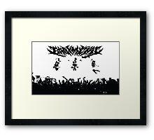 BABYMETAL Death Framed Print