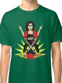 Rock on, Ninja Sex Party! Classic T-Shirt