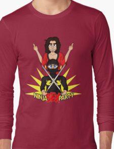Rock on, Ninja Sex Party! Long Sleeve T-Shirt