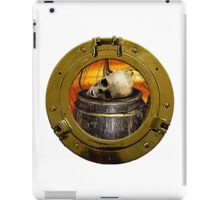 Piracy At Rest iPad Case/Skin