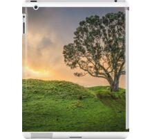 Lone Tree, Lone Sheep iPad Case/Skin