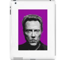 Christoper Walken iPad Case/Skin