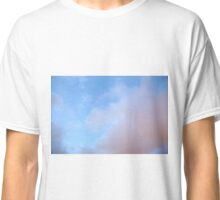 Pink Midnight Clouds Classic T-Shirt