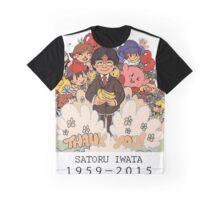R.I.P Satoru Iwata Graphic T-Shirt