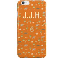 Pattern JJH 6 Darjeeling Limited & Hotel Chevalier iPhone Case/Skin